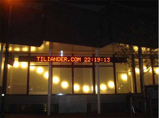 Lichtkrant theater